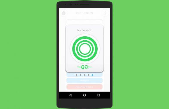 GO: geinige Android-app om klusjes te verdelen