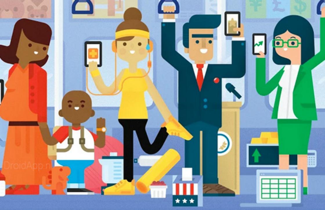 Google Play Kiosk-update biedt bijgewerkt Material Design