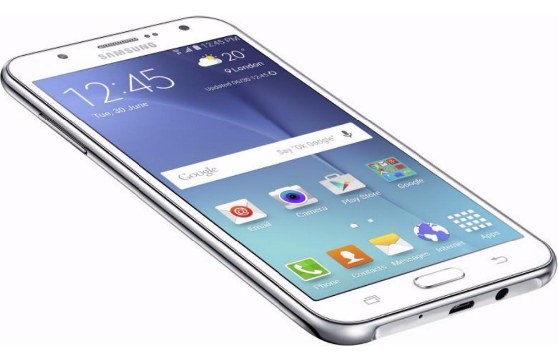 'Samsung voorziet nieuwe Galaxy J7 van 3GB RAM'