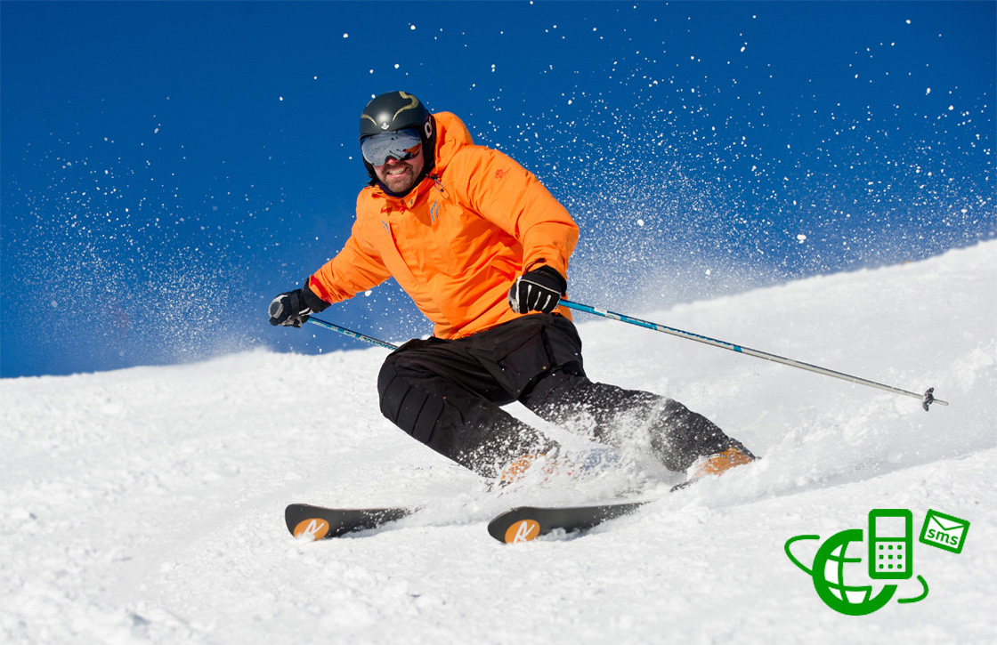 3 manieren om tijdens je wintersport connected te blijven (ADV)