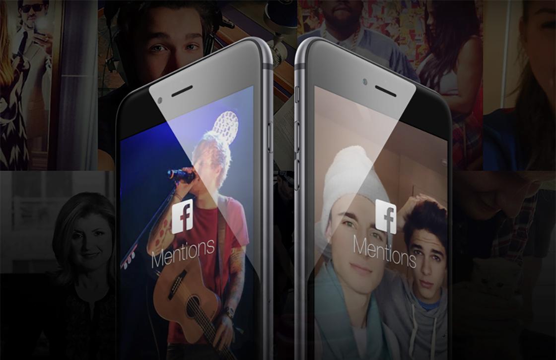 Om deze Facebook-app te gebruiken moet je beroemd zijn