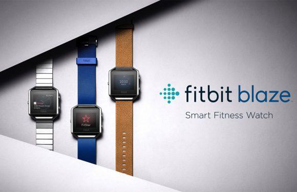 Fitbit introduceert fitness-smartwatch Blaze, release in maart