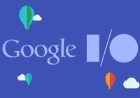 Google I/O 2016 vindt plaats op 18-20 mei