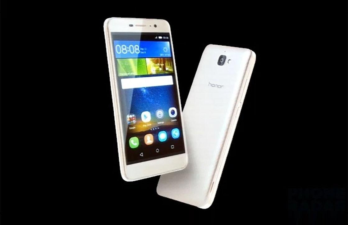 Huawei onthult goedkope Honor Holly 2 Plus met 4000 mAh-accu