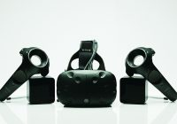 Virtual reality-bril HTC Vive gaat 799 dollar kosten