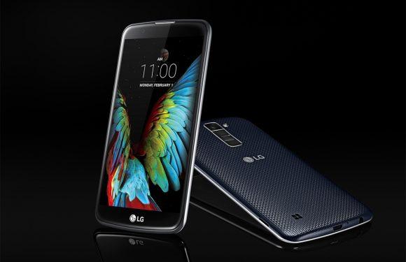 LG brengt instapsmartphones K10 en K4 naar Europa