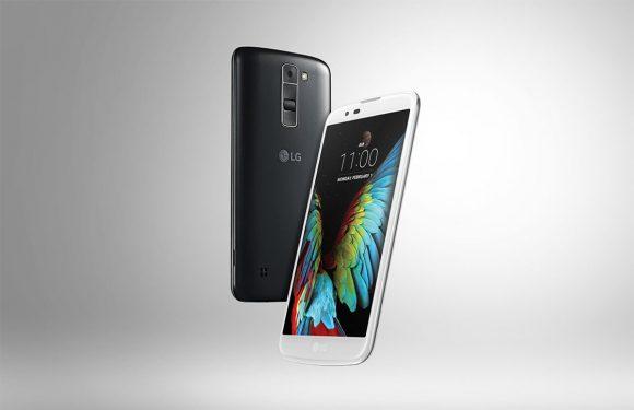LG onthult K-serie met twee betaalbare midrange smartphones