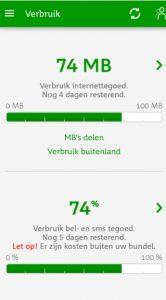 MijnKPN-app