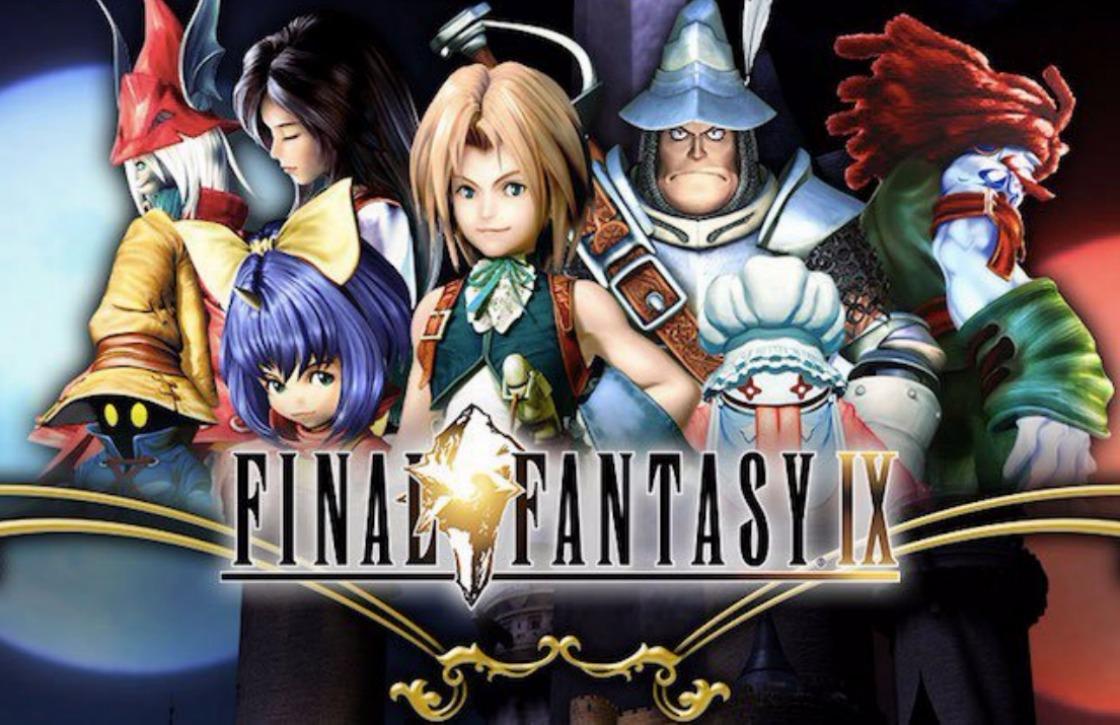 Final Fantasy IX verschijnt voor Android, tijdelijk goedkoper te downloaden