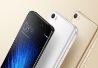 Xiaomi presenteert nieuwe high-end Mi 5