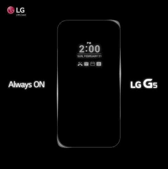 LG G5 filmpje