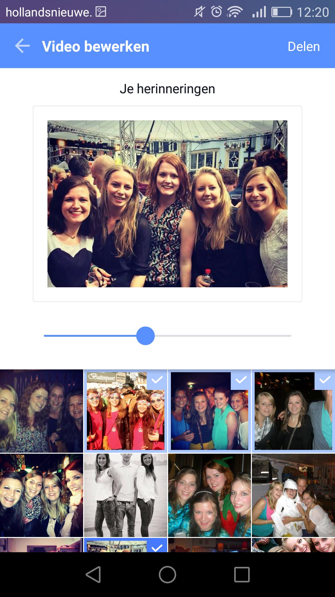 Facebook Viert Verjaardag Met Filmpjes Van Je Vrienden