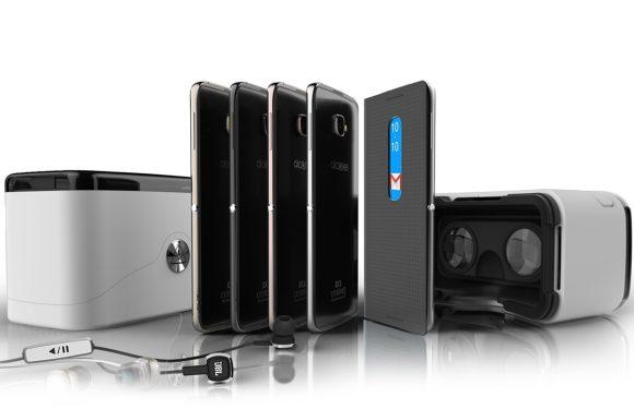 Alcatel introduceert aantrekkelijke Idol 4 en 4S met vr-bril