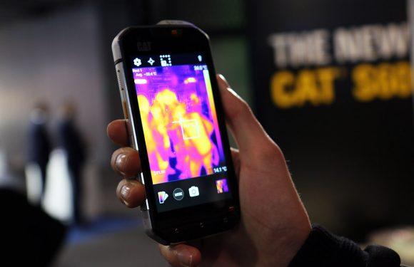 Eerste indruk: bouwvakkersmartphone CAT S60 met hittecamera
