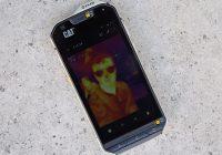 CAT S60: bouwvakkerstelefoon met Android 6.0 en hittecamera