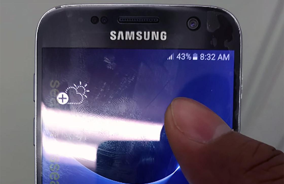 Gelekte video toont Samsung Galaxy S7 in vol ornaat