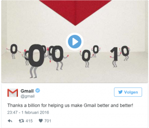 gmail-gebruikers