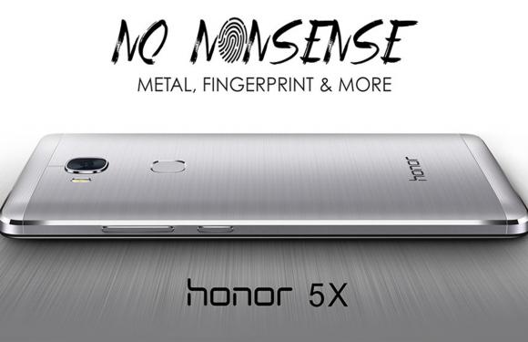 Metalen Honor 5X deze week verkrijgbaar voor 229 euro