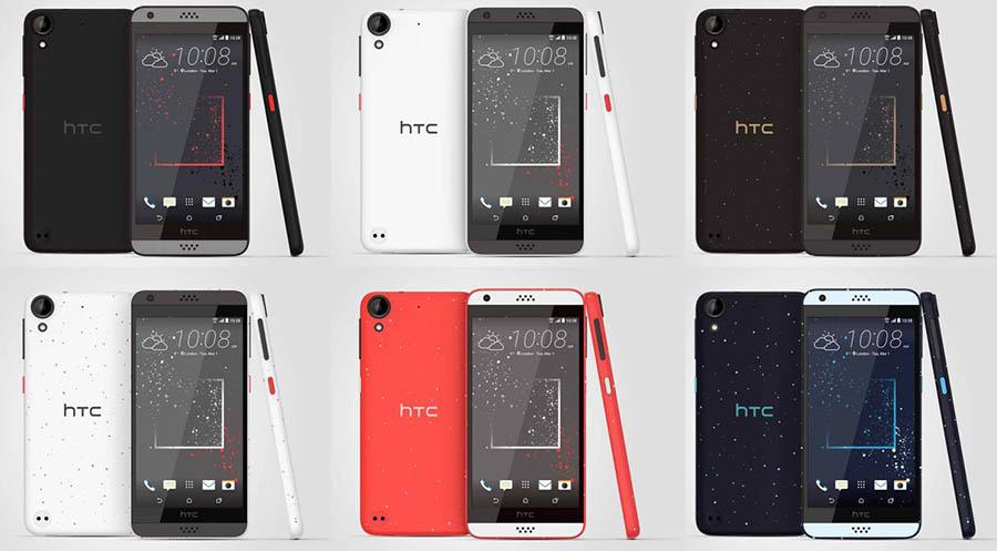 HTC A16 beelden