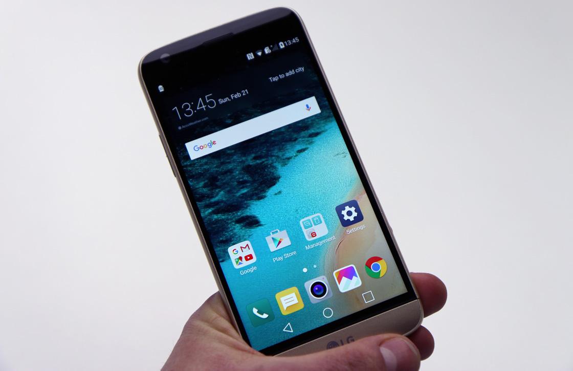 LG G5 preview: metalen topper met interessante toevoegingen