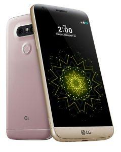 LG G5 vergelijken