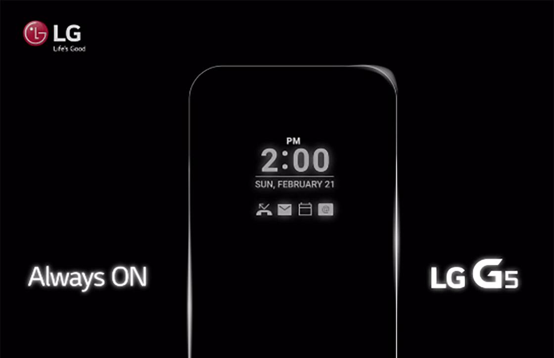 Foto: dit is de verwijderbare accumodule van de LG G5