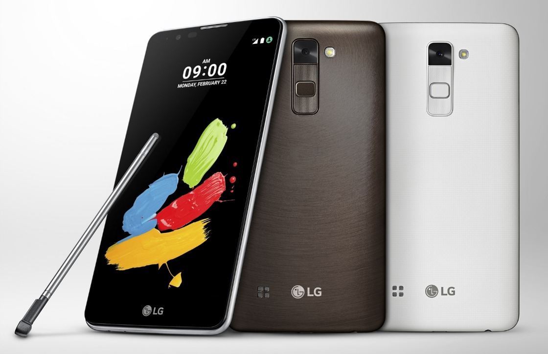 LG presenteert budgetsmartphone met groot scherm en stylus