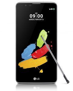 LG Stylus 2 officieel