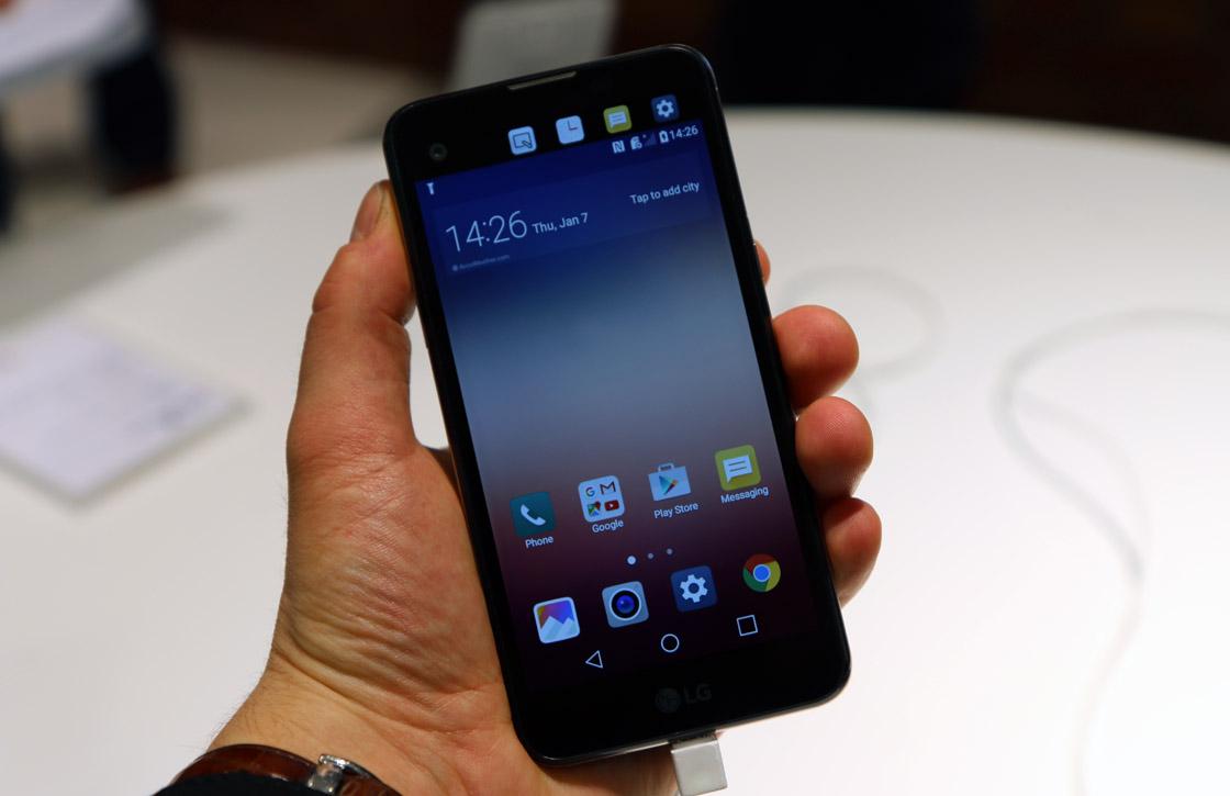 Eerste indruk: LG X cam, LG X screen en LG Stylus 2
