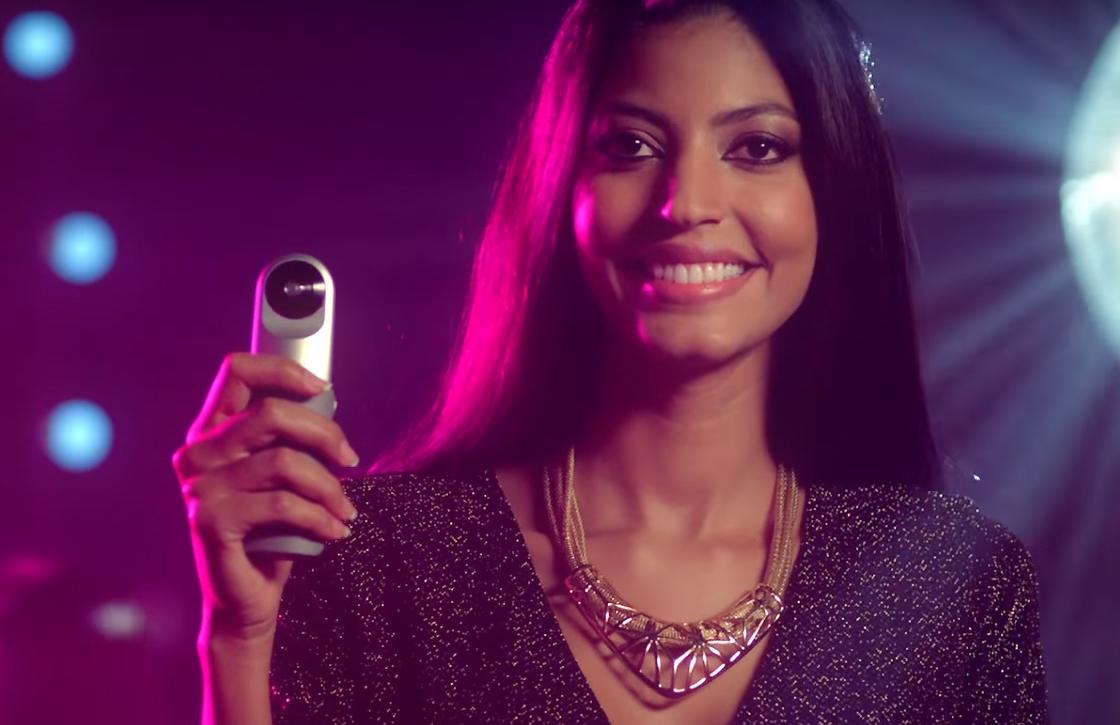 Maak foto's en video's in 360 graden met de LG 360 CAM
