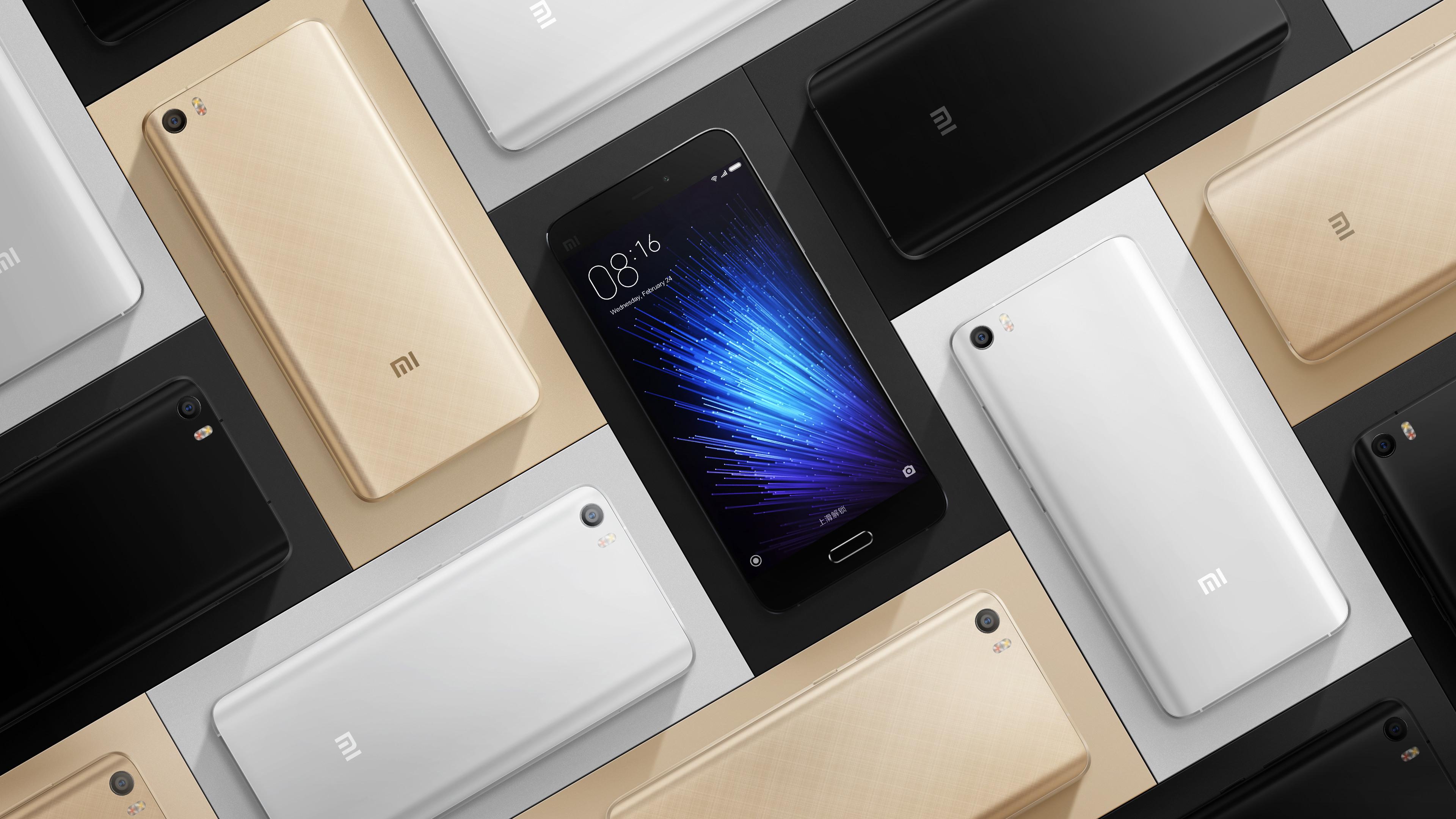 Verschillende Xiaomi-telefoons nu ook in Nederland te koop
