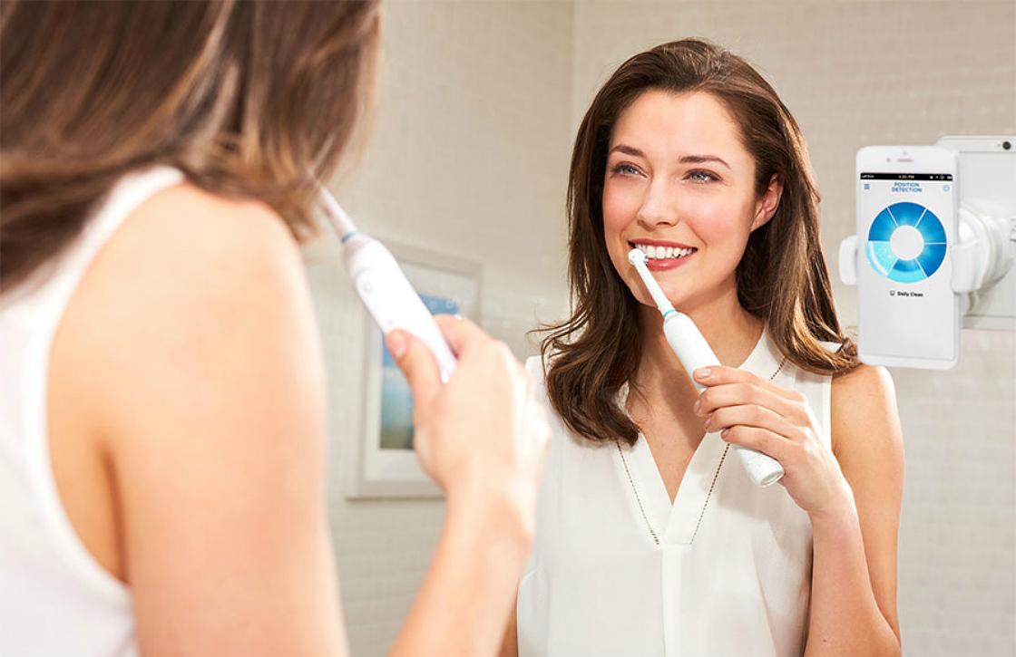 Oral-B gebruikt je smartphone-camera om te zien of je goed poetst