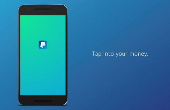 PayPal-app voor Android gebruiksvriendelijker na update