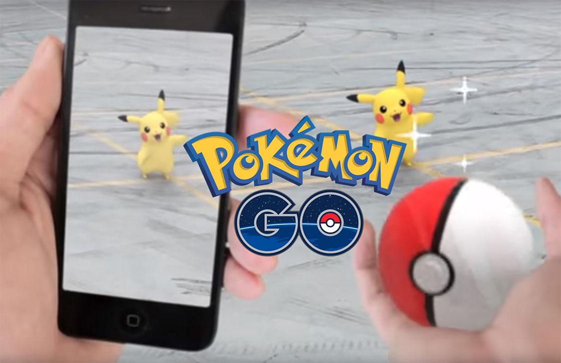 'Pokemon GO 100 miljoen keer gedownload'