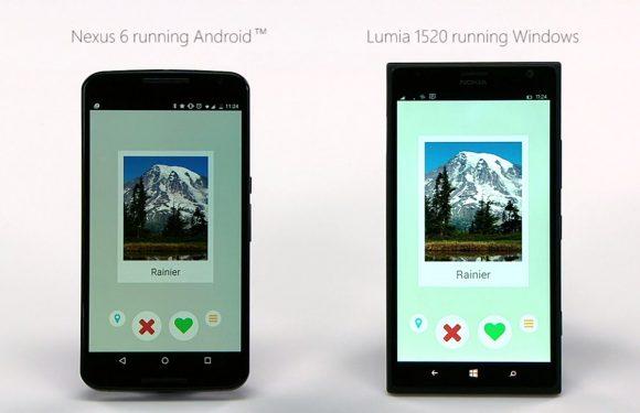 Project om Android-apps naar Windows 10 te brengen stopgezet