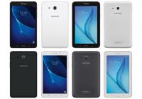 'Renders van nieuwe budgettablets Samsung duiken op'