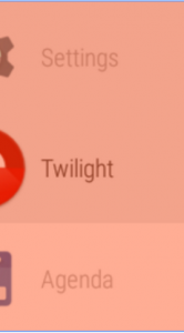 twilight android wear