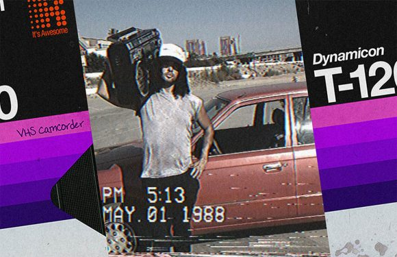 Met VHS Camcorder schiet je filmpjes zoals in de 80's