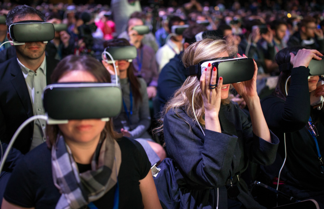 'Samsung Galaxy S8 krijgt 4k-scherm voor VR'