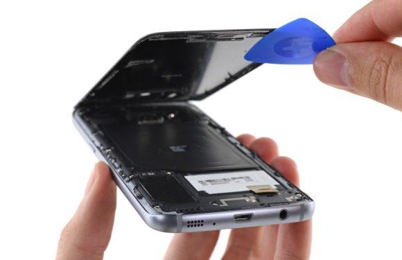 Samsung Galaxy S7 moeilijker te repareren dan Galaxy S6