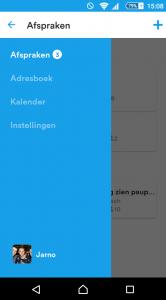Datumprikker-app
