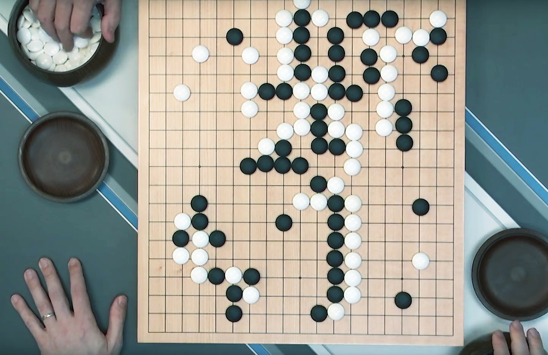 Zo verbetert Google Android door het verslaan van Go-spelers