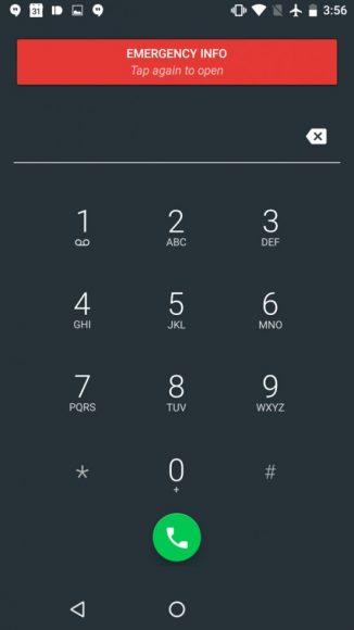 Android N noodgevallen