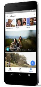 Google Foto's bewerken