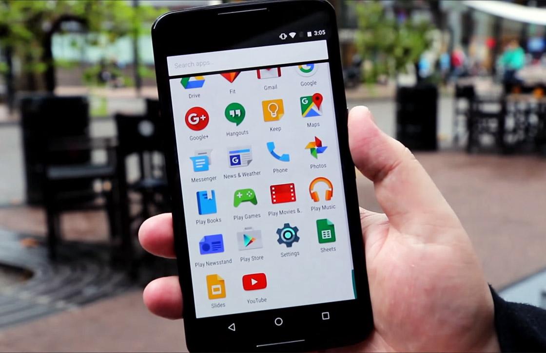 Stelling: Android heeft (g)een app-drawer nodig