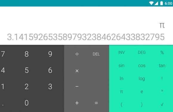 Google Calculator gaat eindelijk cijfers groeperen