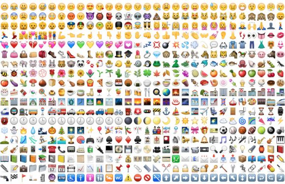 Interview emoji-expert: emoji gaan de verkeerde kant op