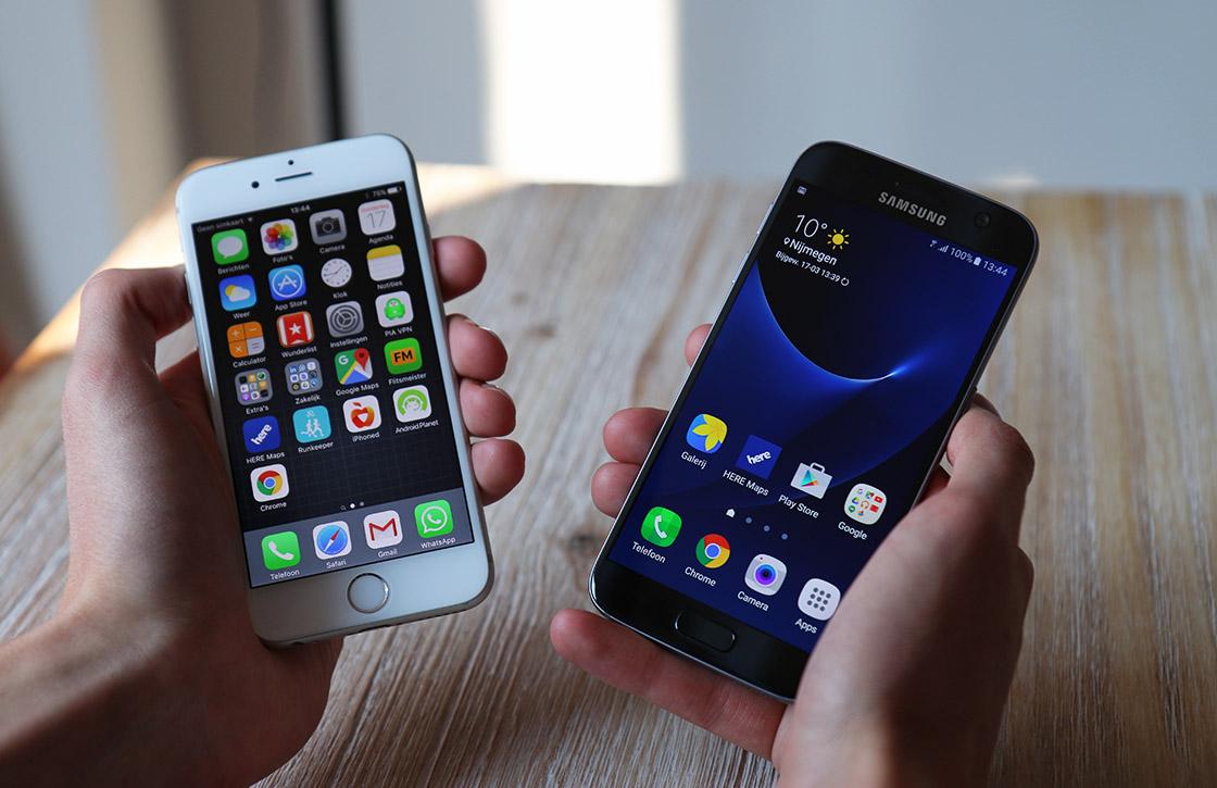Niet Samsung, maar Apple verkoopt wereldwijd het meeste smartphones