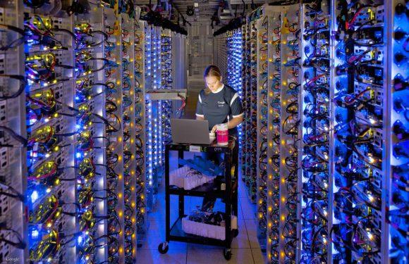 Neem een tour door een Google-datacenter via Cardboard