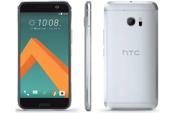 HTC 10 laat zich zien in gelekte renders en foto's